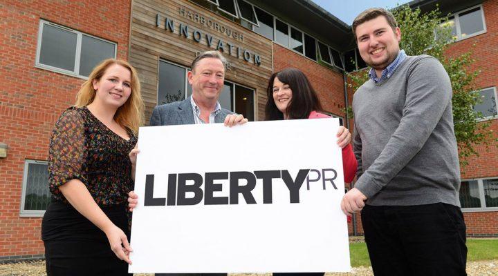 The Liberty PR team expands